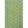 KAS Rugs Donny Osmond Home Escape 7904 Ocean Connections 2' x 3' Size Area Rug