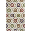 KAS Rugs Donny Osmond Home Harmony 8112 Ivory Origins 5' x 8' Size Area Rug