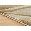 "KAS Rugs Donny Osmond Home Timeless 8005 Metallic Visions 3'3"" x 4'11"" Size Area Rug"