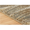 "KAS Rugs Donny Osmond Home Timeless 8007 Natural Srolls 5'3"" x 7'8"" Size Area Rug"