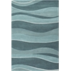 "KAS Rugs Eternity 1053 Ocean Landscapes 2'3"" x 7'6"" Runner Size Area Rug"