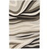 "KAS Rugs Eternity 1083 Natural Sandstorm 8' x 10'6"" Size Area Rug"
