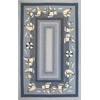 "Fairfax 5510 Sailboats 3'3"" x 5'3"" Size Area Rug"
