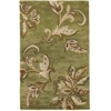 "Florence 4553 Mint Firenze 3'6"" x 5'6"" Size Area Rug"
