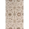 "Florence 4583 Sand Allover Oushak 3'6"" x 5'6"" Size Area Rug"