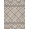 Gramercy 1600 Ivory Elements 5' x 7' Size Area Rug