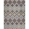 KAS Rugs Gramercy 1608 Grey Serenity 8' X 10' Size Area Rug