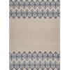 KAS Rugs Gramercy 1610 Ivory/Blue Vista 8' X 10' Size Area Rug