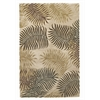 "Havana 2622 Natural Fern View 2'3"" x 8' Runner Size Area Rug"