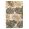 "Havana 2622 Natural Fern View 30"" X 50"" Size Area Rug"