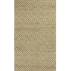 "Izteca 0358 Sand Diamonds 3'3"" x 5'3"" Size Area Rug"