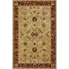 KAS Rugs Jaipur 3860 Sand/Rust Tabriz 5' X 8' Size Area Rug