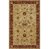 "Jaipur 3860 Sand/Rust Tabriz 3'3"" x 5'3"" Size Area Rug"
