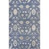 Jaipur 3870 Azure Blue Artisan 5' x 8' Size Area Rug