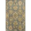 KAS Rugs Jaipur 3874 Gold Mandala 5' x 8' Size Area Rug