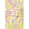 "Kidding Around 0422 Princess Dreams 5' x 7'6"" Size Area Rug"