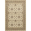 "Kingston 6407 Ivory/Beige Mahal 3'3"" x 4'11"" Size Area Rug"
