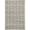 "Lucia 2754 Grey Bentley 6'7"" x 9'6"" Size Area Rug"