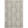 "Lucia 2759 Silver Mosaic 23"" x 45"" Size Area Rug"