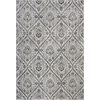 "Montecarlo IV 5113 Ivory Elegance 5'3"" x 7'7"" Size Area Rug"