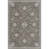 "Montecarlo IV 5107 Champagne Floral Bouquets 7'10"" x 11'2"" Size Area Rug"