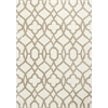"KAS Rugs Oasis 1652 Ivory/Beige Ironwork 5'3"" x 7'7"" Size Area Rug"