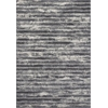 "Pesha 7201 Charcoal Old City 5'3"" x 7'7"" Size Area Rug"