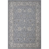 "KAS Rugs Pesha 7211 Frost/Oatmeal Tabriz 2'3"" x 7'6"" Runner Size Area Rug"