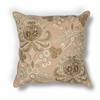 "KAS Rugs L180 Gold Traditions Pillow 18"" x 18"" Size Pillows"
