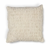 "L208 Ivory Velvet Pillow 20"" x 20"" Size Pillows"