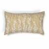 "KAS Rugs L216 Beige Vines Pillow 12"" x 20"" Size Pillows"