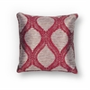 "KAS Rugs L239 Red Elegance Pillow 20"" x 20"" Size Pillows"