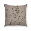 "KAS Rugs L297 Natural Branch Pillow 18"" x 18"" Size Pillows"
