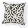 "L120 White/Black Luminous Pillow 18"" x 18"" Size Pillows"