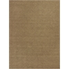 "Porto 1221 Natural Herringbone 6'6"" x 9'6"" Size Area Rug"