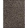 "Porto 1223 Mocha Heather Herringbone 6'6"" x 9'6"" Size Area Rug"