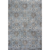 "KAS Rugs Provence 8607 Slate Blue Allover Kashan 2'2""X 6'11"" Runner Size Area Rug"
