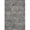 "Provence 8608 Sand Allover Kashan 7'10""X 11'2"" Size Area Rug"