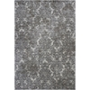 "KAS Rugs Provence 8610 Ivory/Sand Damask 2'2""X 6'11"" Runner Size Area Rug"