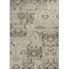 "Reflections 7418 Grey Brocade 2'7"" x 4'11"" Size Area Rug"