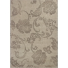 "KAS Rugs Reflections 7421 Grey Silhouette 6'7"" x 9'6"" Size Area Rug"
