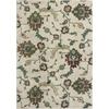 Shiraz 5013 Camel Oushak 5' x 5' Round Size Area Rug