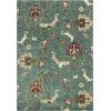 "Shiraz 5014 Blue Oushak 2'3"" x 7'10"" Runner Size Area Rug"