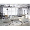 "Sonesta 2035 Grey Wheels In Motion 5' x 7'6"" Size Area Rug"