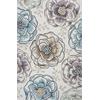 """Sonesta 2041 Ivory/Beige Floral Vines 20"""" x 30"""" Size Area Rug"""