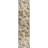 """Sparta 3126 Ivory Tropical Branches 7'6"""" Round Size Area Rug"""