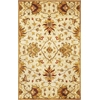 "Syriana 6012 Champagne Agra 2'3"" x 7'6"" Runner Size Area Rug"