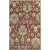 Syriana 6025 Cinnamon Tapestry 5' x 8' Size Area Rug
