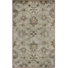 Syriana 6028 Grey Allover Kashia 5' x 8' Size Area Rug