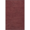 "KAS Rugs Transitions 3319 Brick Red Horizon 3'3"" x 5'3"" Size Area Rug"